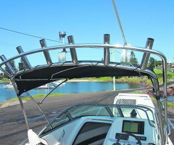 As an angler you can never have enough rod holders.