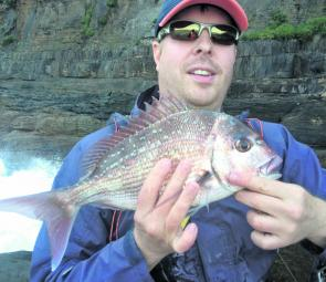 Snapper action should improve in the washes and for those casting long distance.