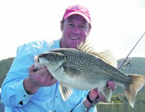 Big bass will be on offer in the dams over the winter months.