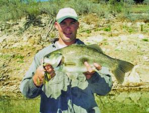 Another favourite of Ben's, this big bass.